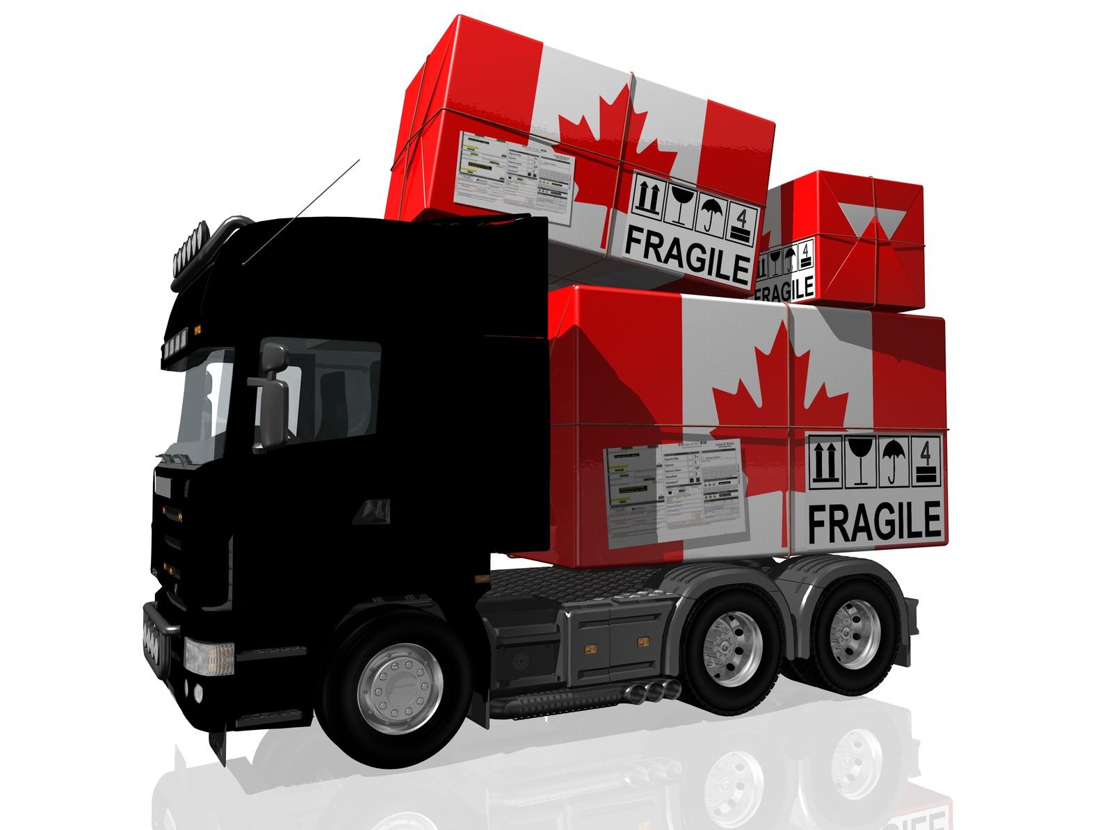 Canada exports