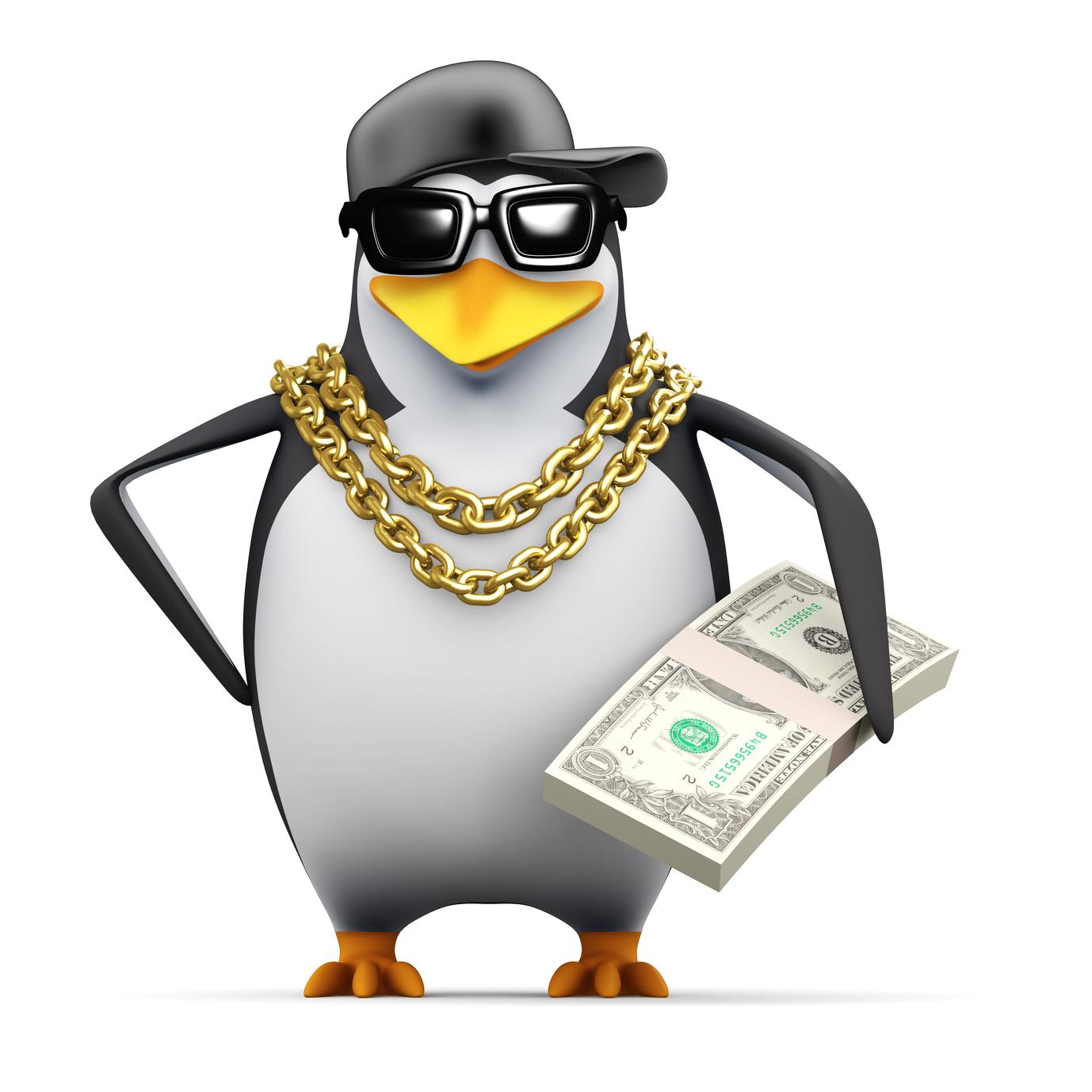 forex money penguin
