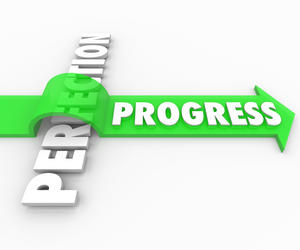 forex perfection versus progress