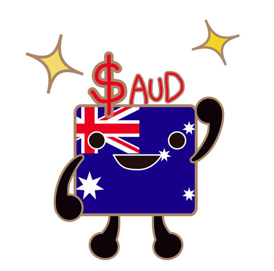 australian dollar appreciation