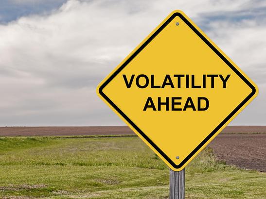 forex trading volatility