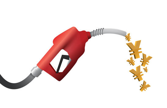 oil price inflation yen