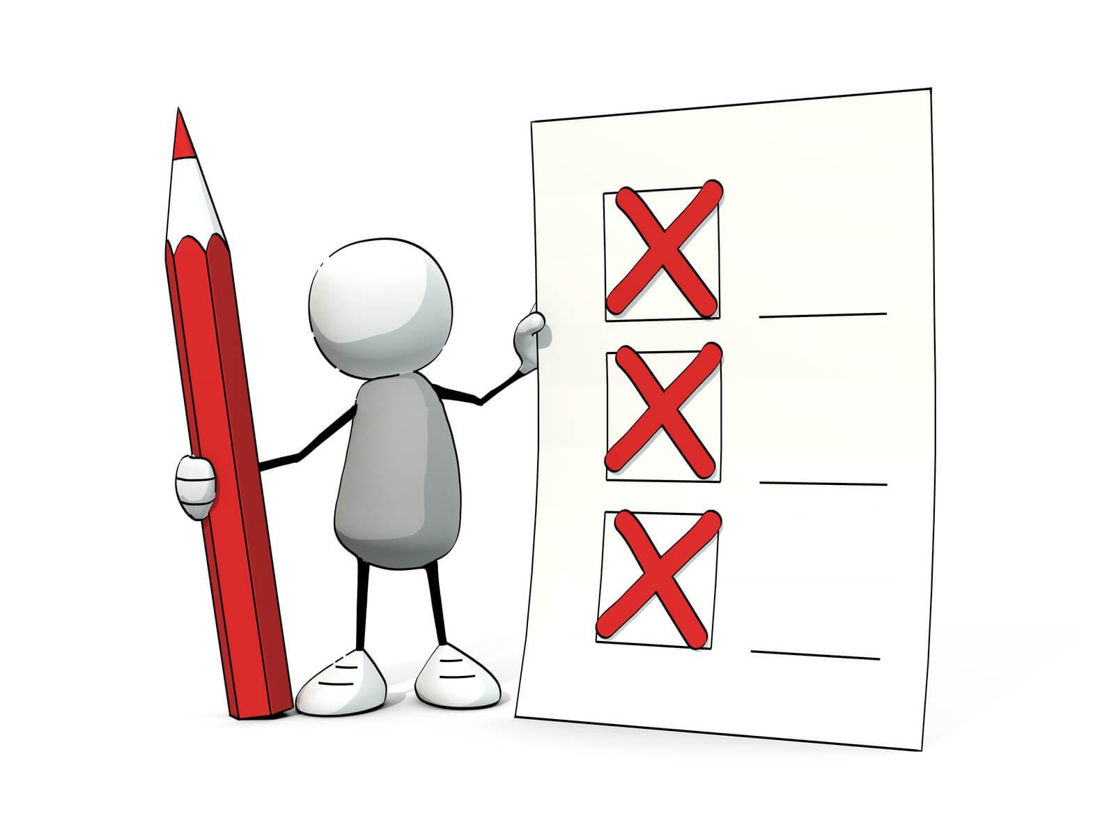 Forex trading checklist