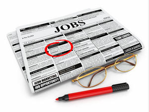 forex jobs