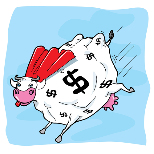 Interest Rate Differential Cash Cow