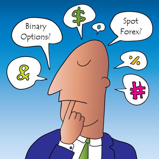 Binary Options Vs. Forex