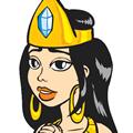 Raghee Horner is Queen Cleopiptra