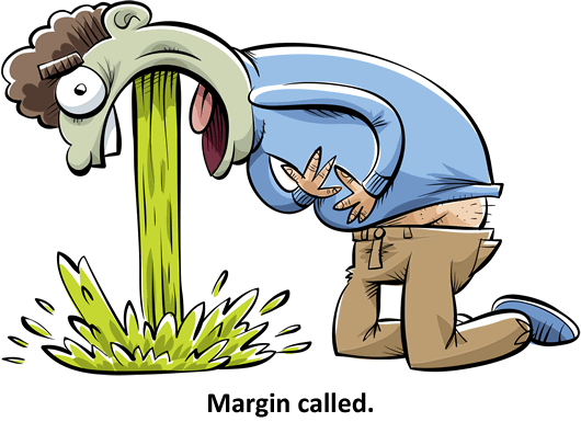 Forex margin call percentage