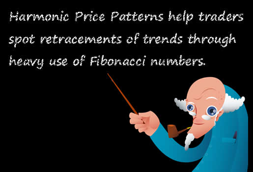 Summary of Harmonic Price Patterns