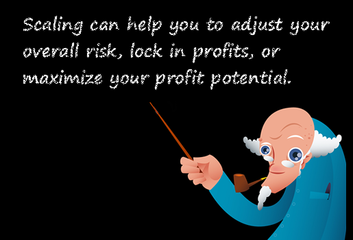 Tips On Scaling In and Out Of Positions In Forex