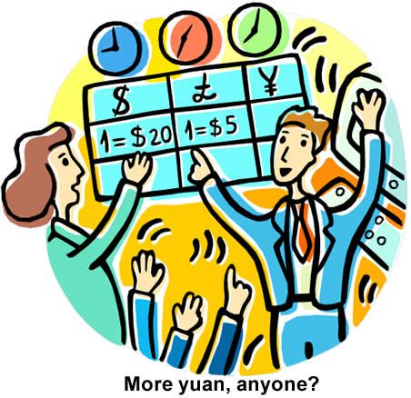 QFII yuan