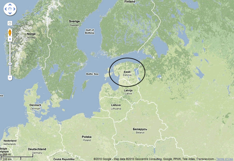 Estonia width=
