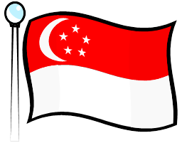 Singaporean Flag