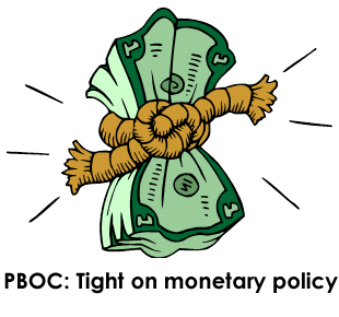 PBoC Tight on Money