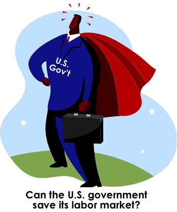 U.S. Government Superhero