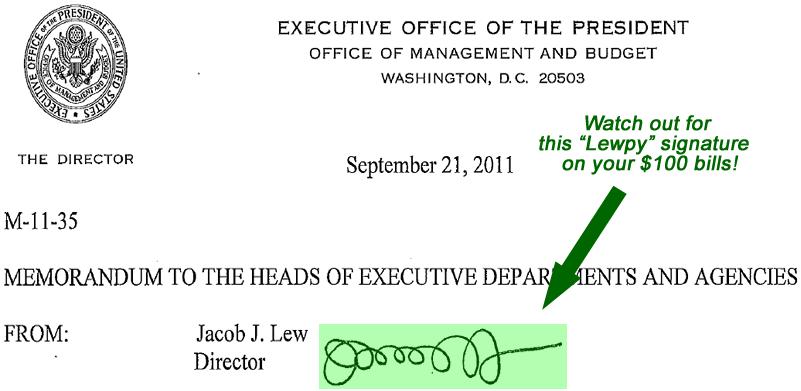 Lew's Signature