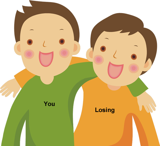 You and Losing