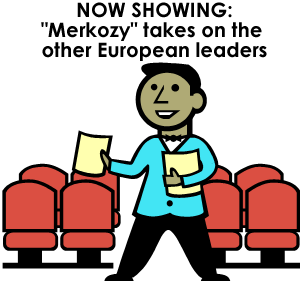 Now showing: Merkozy and the rest of the European leaders