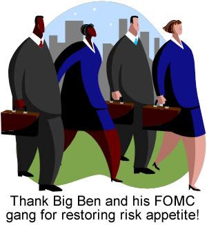 FOMC gang