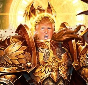 Emperor Trump Triumphant