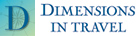 Dimensions in Travel Logo