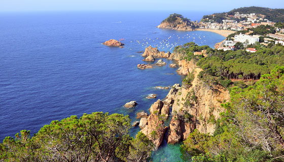 Provence & Costa Brava Walking & Hiking Tour