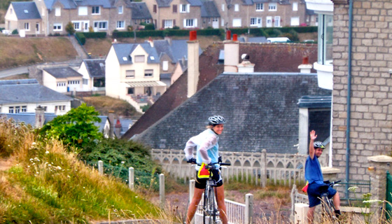 Brittany & Normandy Family Biking Tour