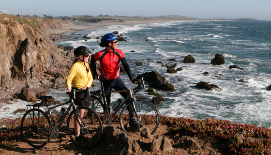 Monterey & Big Sur to Santa Barbara Wine Country Biking