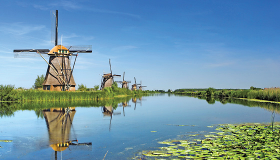 Holland &amp; Belgium Family Biking Tour