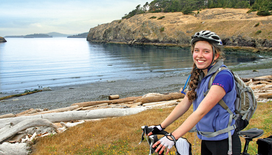 San Juan Islands Family Multisport Tour