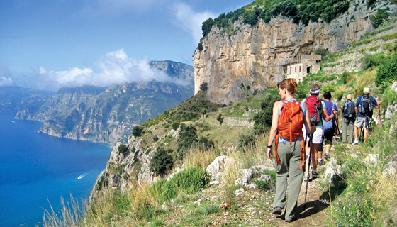Amalfi Coast Walking & Hiking