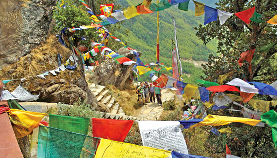 Bhutan Walking & Hiking