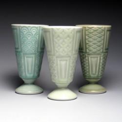 goblet trio