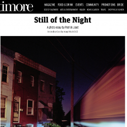 Baltimore Magazine photo essay