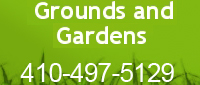 Website for Grounds and Gardens LLC