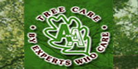 Website for A & A Tree Experts, Inc.