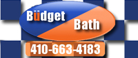 Website for Budget Bath, Inc.