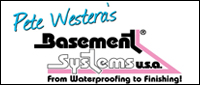 Website for Basement Systems USA Inc.