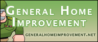 Website for General Home Improvement, LLC