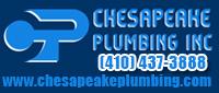 Website for Chesapeake Plumbing, Inc.
