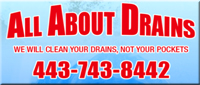 Website for All About Drains