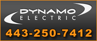 Website for Dynamo Electric, LLC