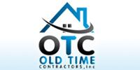 Website for Old Time Excavation, LLC