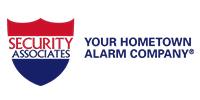 Website for Security Associates LLC