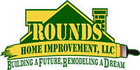 Website for Rounds Home Improvement, LLC