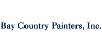 Website for Bay Country Painters, Inc.
