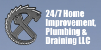 Website for 24/7 Home Improvement, Plumbing and Drain, LLC