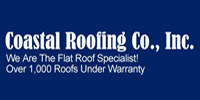 Website for Coastal Roofing Co., Inc.