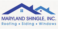 Website for Maryland Shingle, Inc.