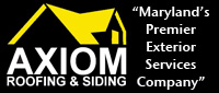 Website for Wall to Wall Construction, LLC. dba Axiom Roofing & Siding